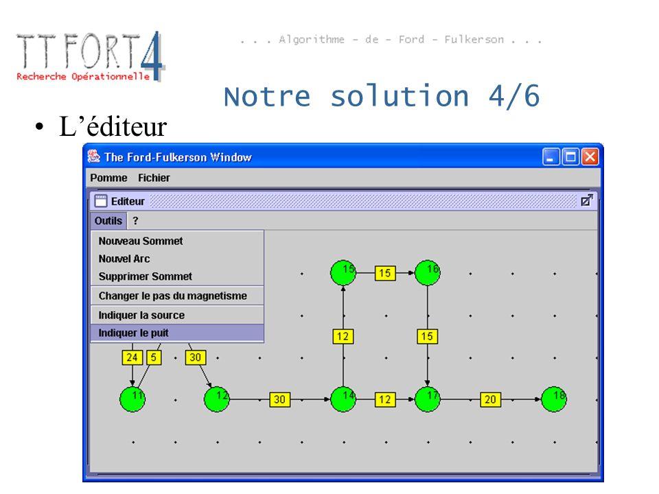 UV RO17 Notre solution 4/6 Léditeur