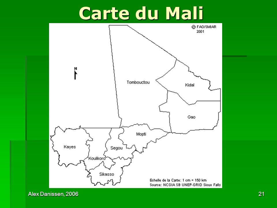 Alex Danissen, 200621 Carte du Mali