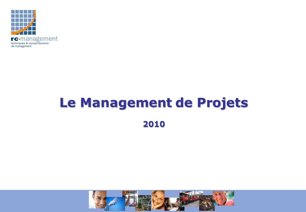 Le Management de Projets 2010