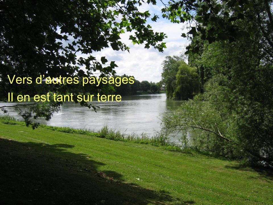 Poème de Claude Marcel Breault Vers dautres paysages Il en est tant sur terre