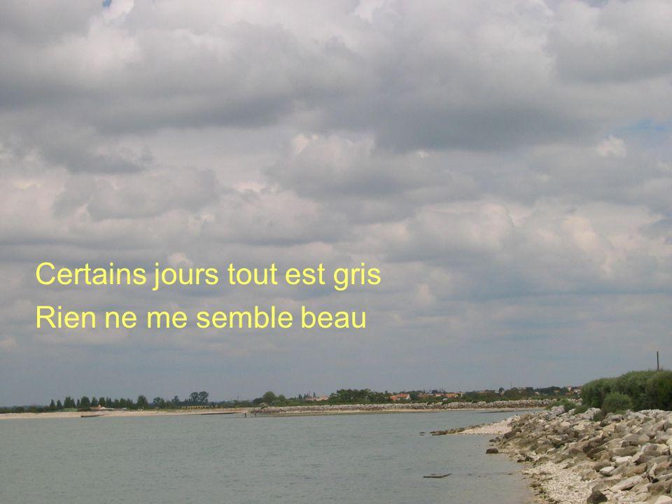 Poème de Claude Marcel Breault Et dautres jours jai envie De voir un joli tableau