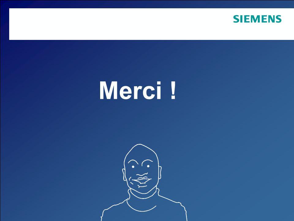 © 2010 Siemens Enterprise CommunicationsPage 6 Merci !