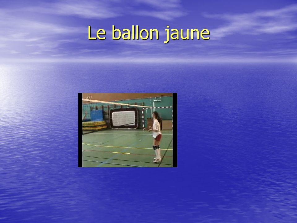 Le ballon jaune