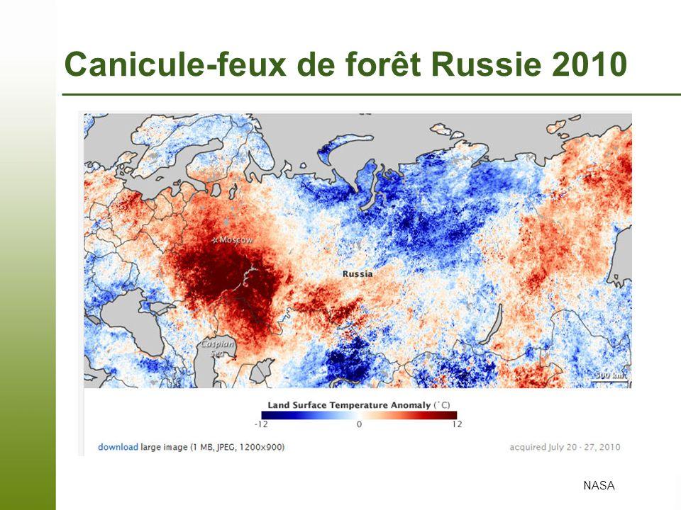 Page 17 – 7 novembre 2013 Canicule-feux de forêt Russie 2010 NASA