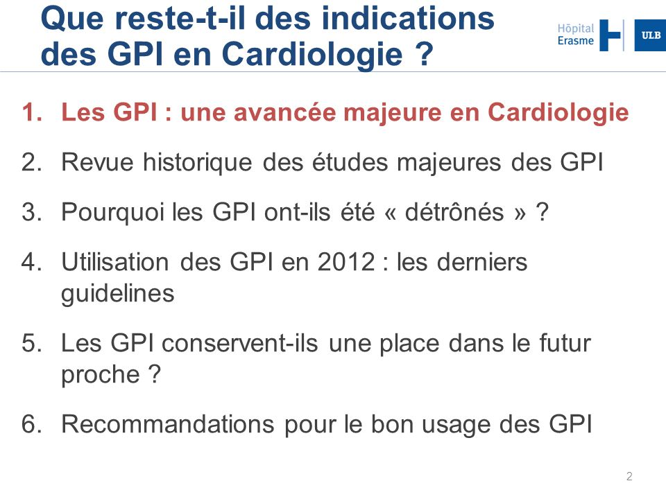 3 Schneider DJ, Br J Clin Pharmacol 2011, 72, 672-682 SCA : rôle central des plaquettes