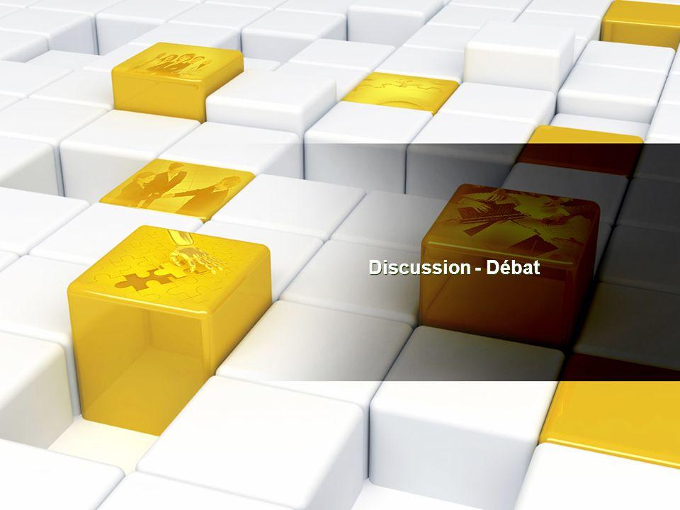 Discussion - Débat