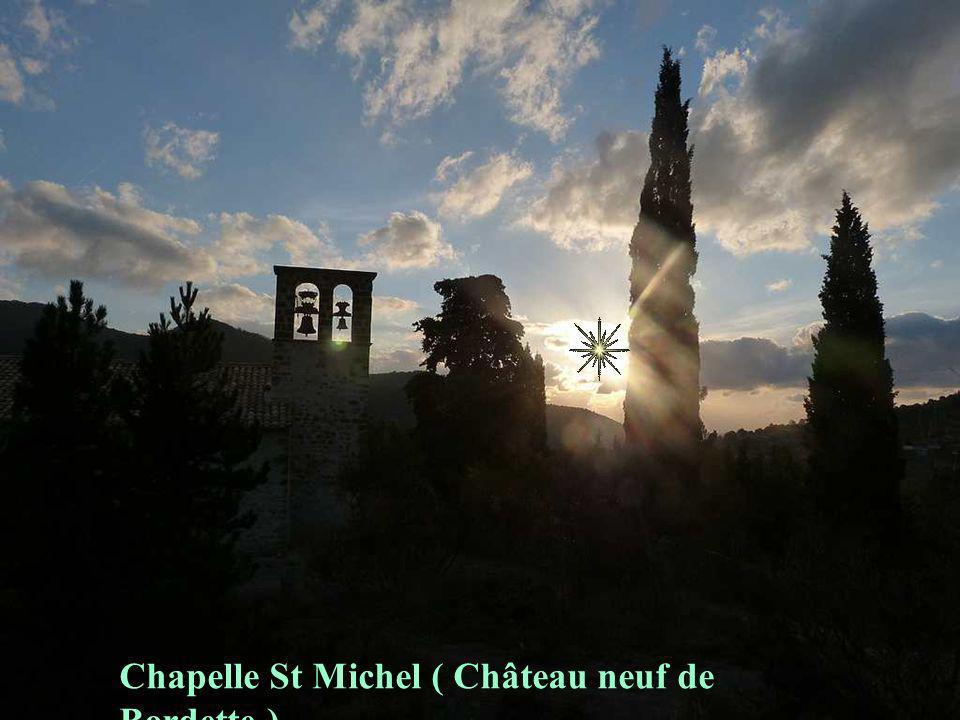 La Chapelle des Sadous ( Secteur Saillans )