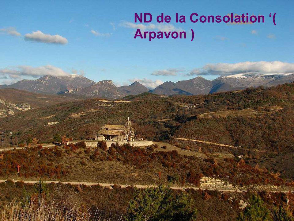 ND de la Consolation ( Arpavon )