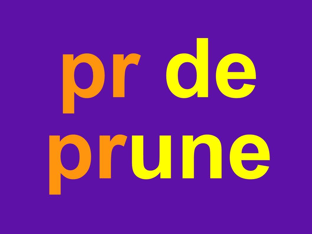 pr de prune