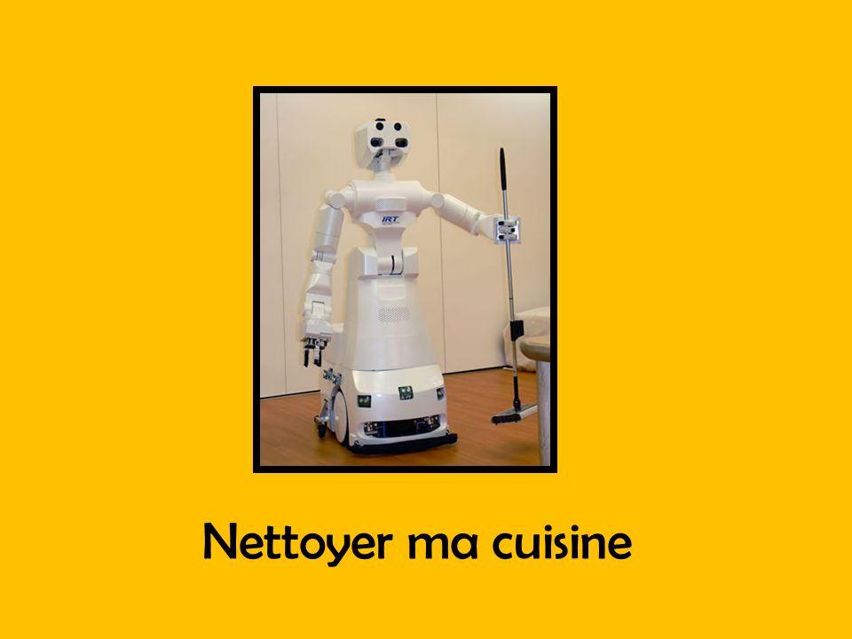 Nettoyer ma cuisine