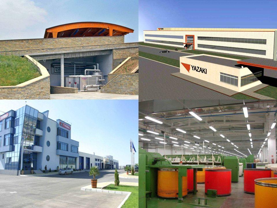Automotive Equipment Plant YAZAKI - Yambol Investor: YAZAKI BULGARIA Ltd.