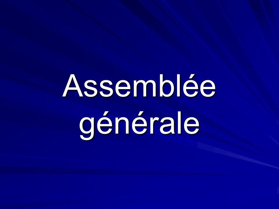 Nomination dun(e) président(e) et dun(e) secrétaire dassemblée Proposition du président(e) et secrétaire Nomination du président(e) dassemblée Nomination du secrétaire dassemblée