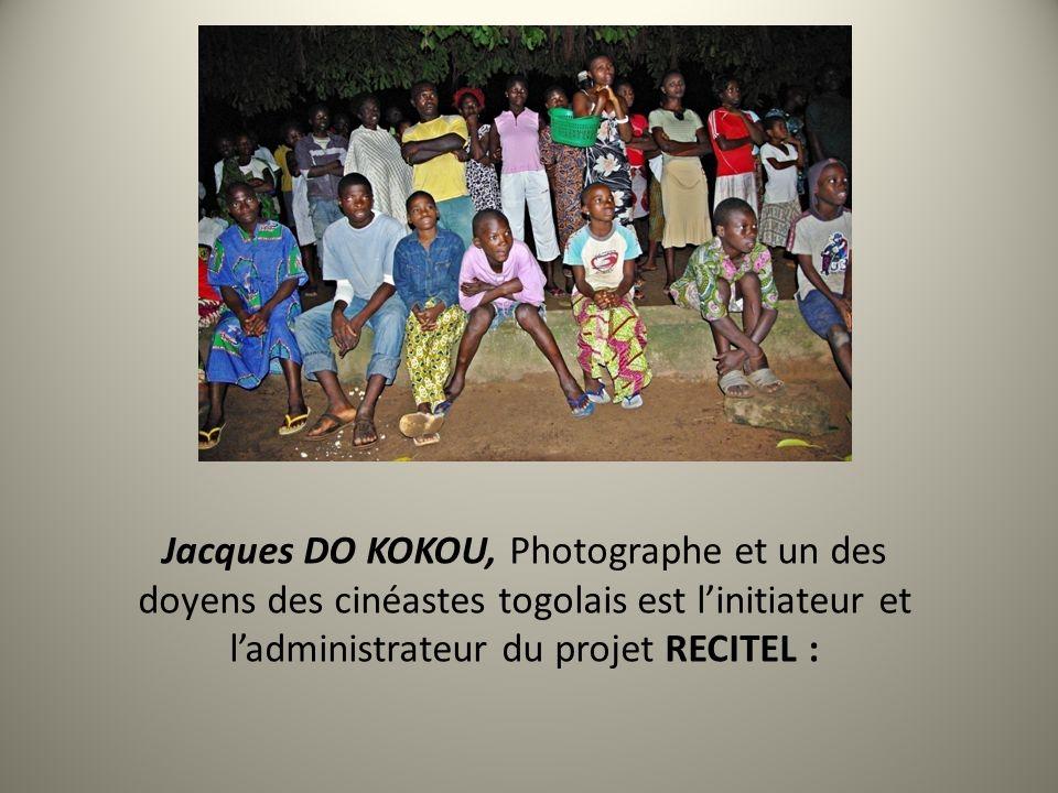 Ainsi, les RECITEL se veulent être une opportunité offerte aux différentes catégories de la société togolaise à pouvoir sinvestir ou investir dans le 7 e art en connaissant le business qui y existe.