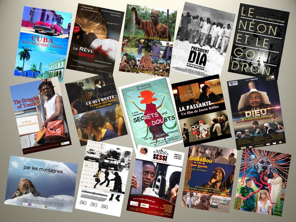 les formations ciblées ou par thématiques ; lapproche méthodologique adaptée aux zones rurales, aux villes moyennes et semi urbaines ; laccompagnement des acteurs du cinéma ; la professionnalisation des acteurs du cinéma ; lidentification des différents acteurs pour la création et la mise en place de la chaîne de valeur au sein des acteurs du cinéma au Togo, dans la sous région voire linternational.