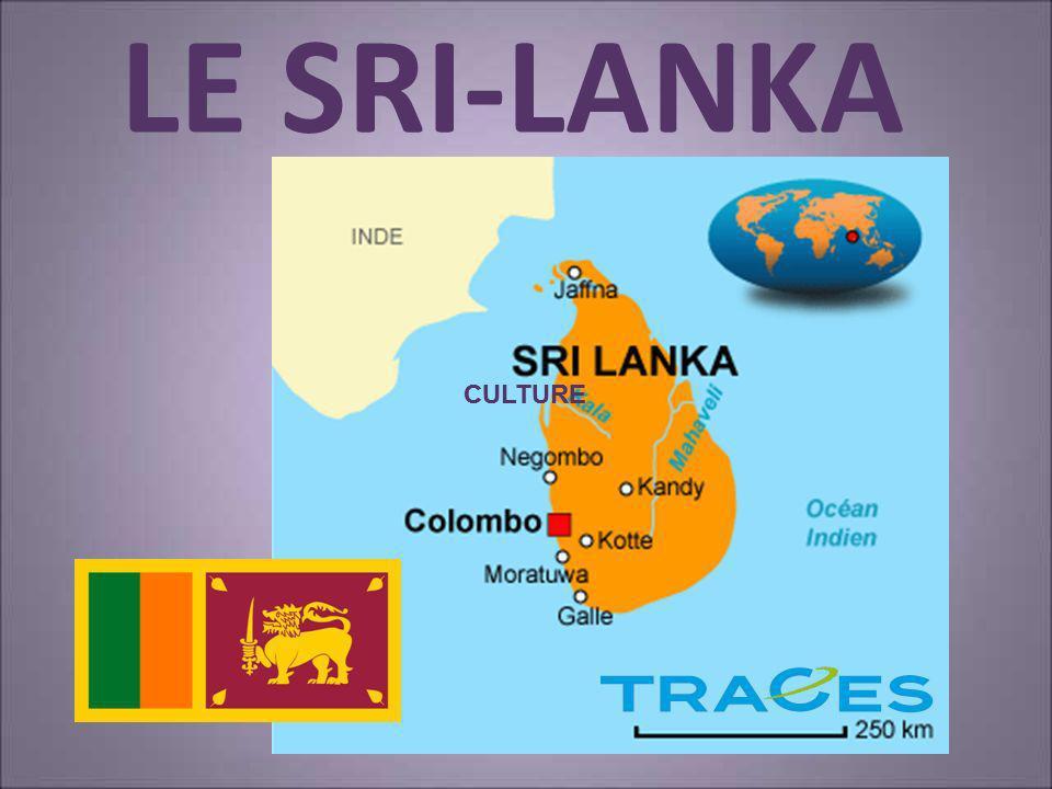 LE SRI-LANKA CULTURE