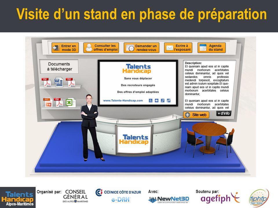 Organisé par: Soutenu par: Alpes-Maritimes Avec: Participation à des conférences 6