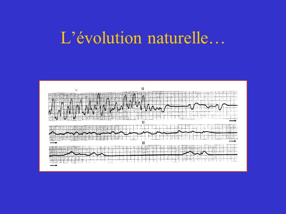 Lévolution naturelle…