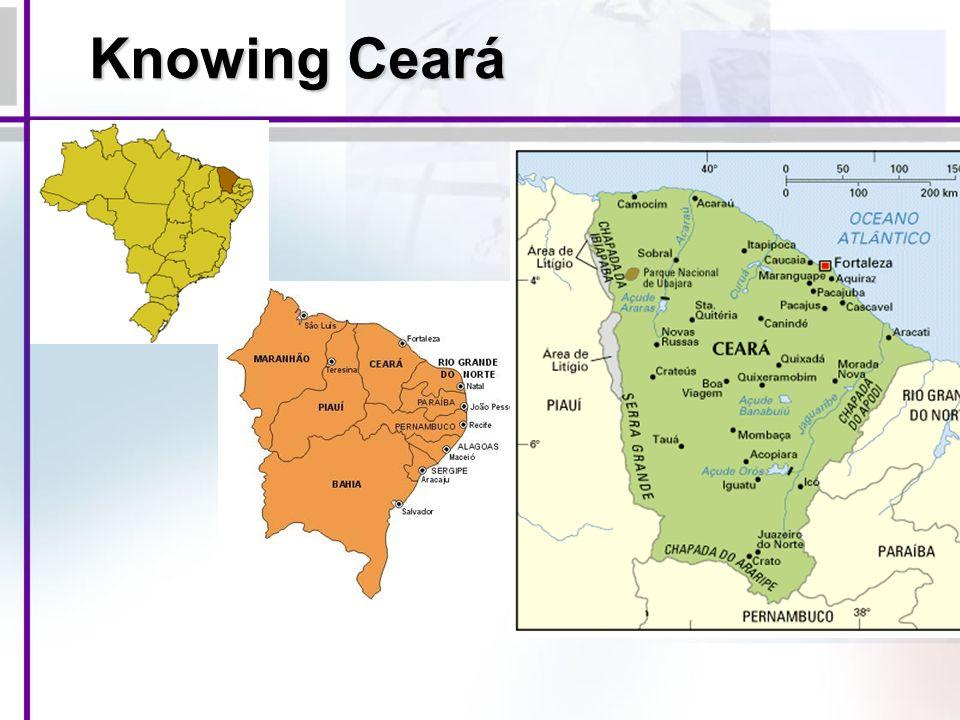 DIGITAL BELT PROJECT Knowing Ceará