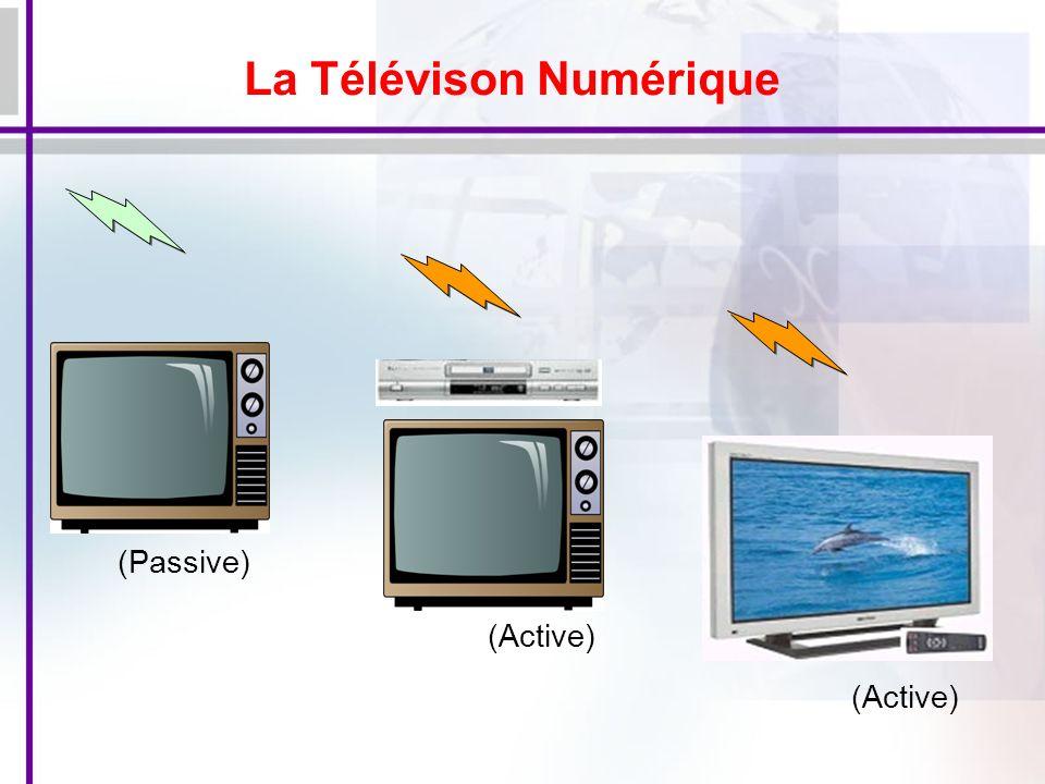 2. La Revolutionaire... Télévision Numérique... Interactive !!!