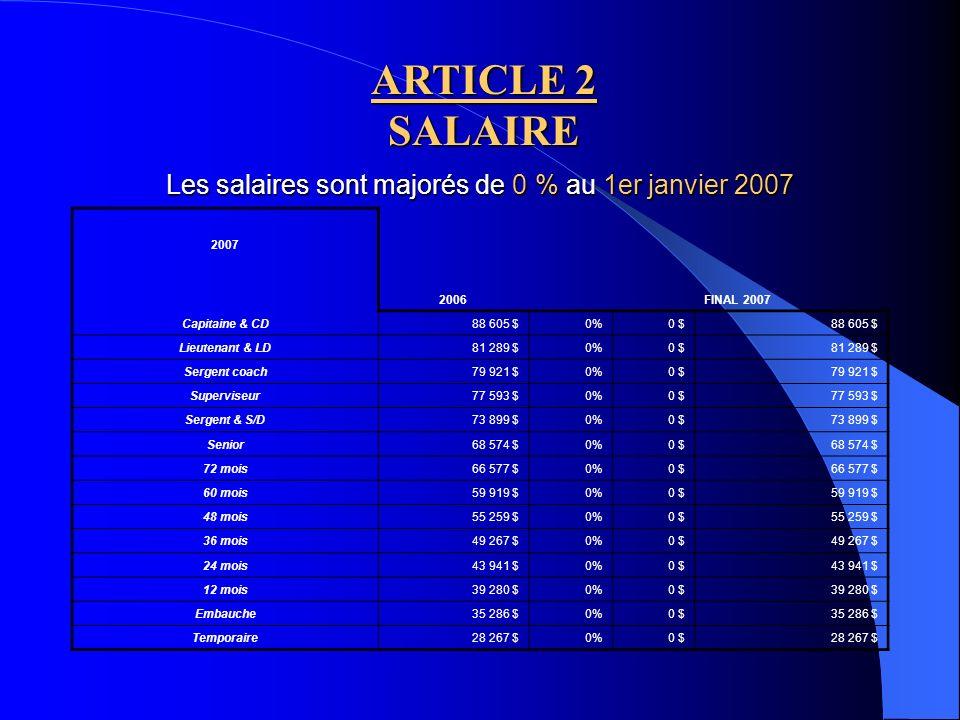 Décision arbitrale 2007-2010 Présentée aux policiers et policières de Montréal Les 21 et 22 juin 2010
