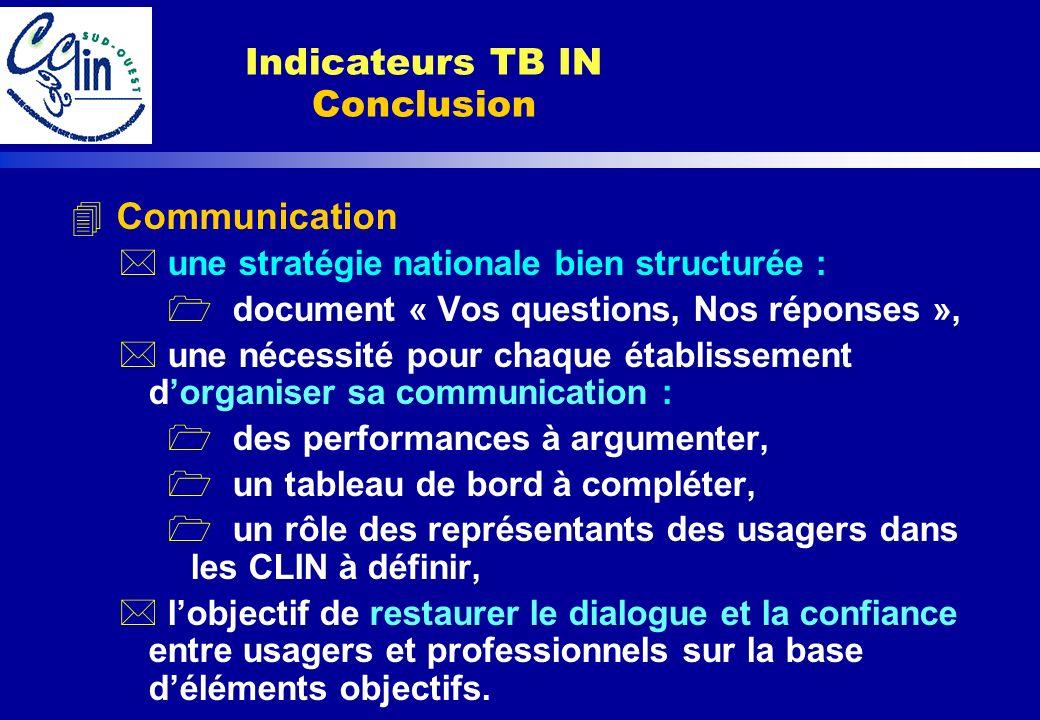 4 Communication * une stratégie nationale bien structurée : 1 document « Vos questions, Nos réponses », * une nécessité pour chaque établissement dorg