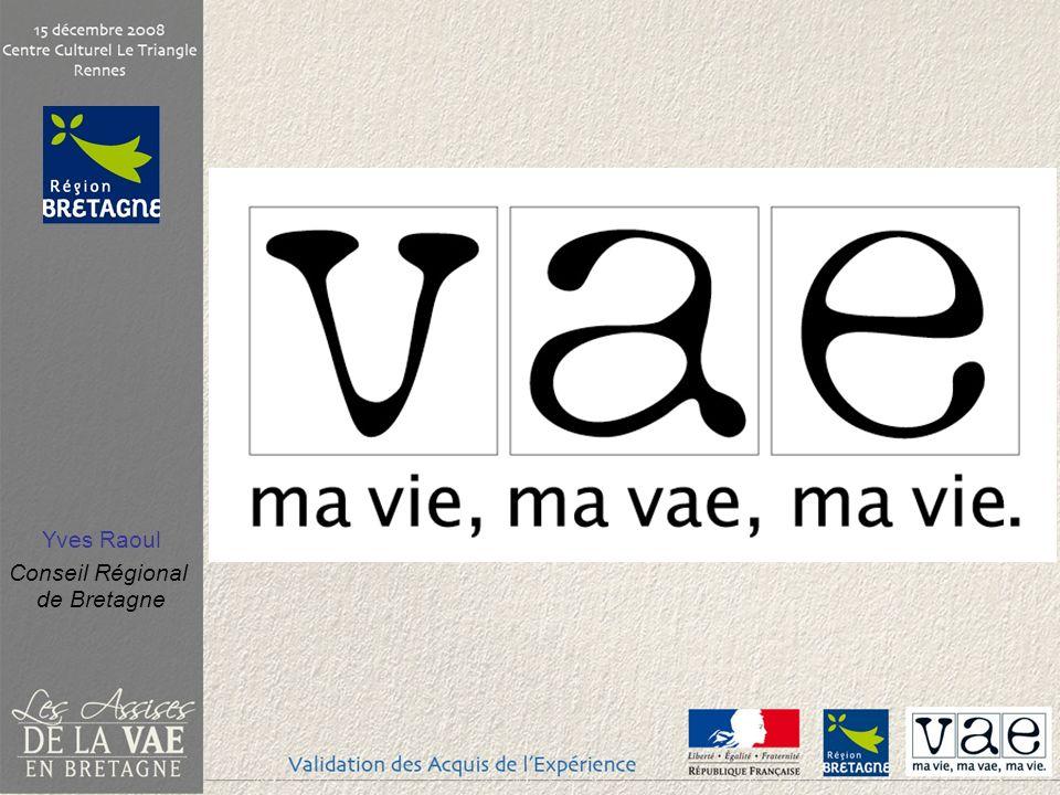Yves Raoul Conseil Régional de Bretagne