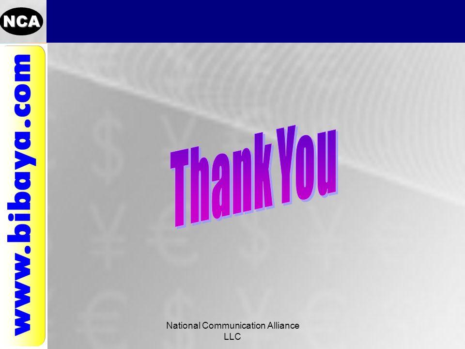 NCA National Communication Alliance LLC