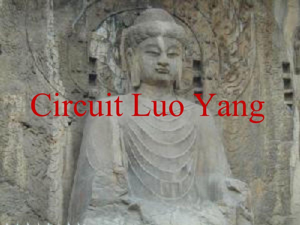 Luoyang, est une ville de la province du Henan en Chine.