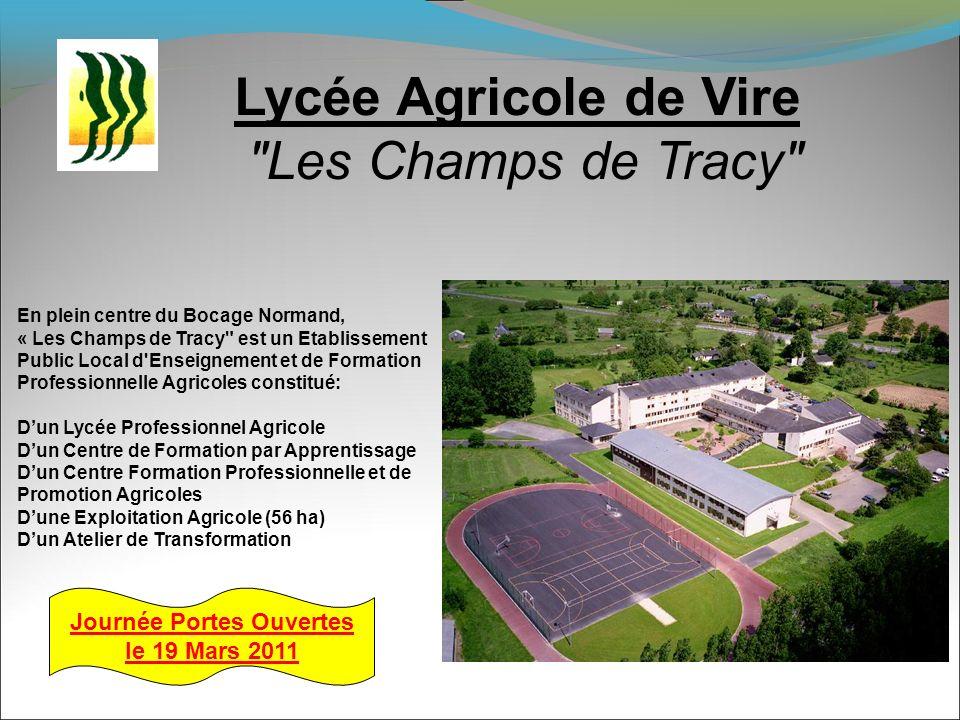 Lycée Agricole de Vire