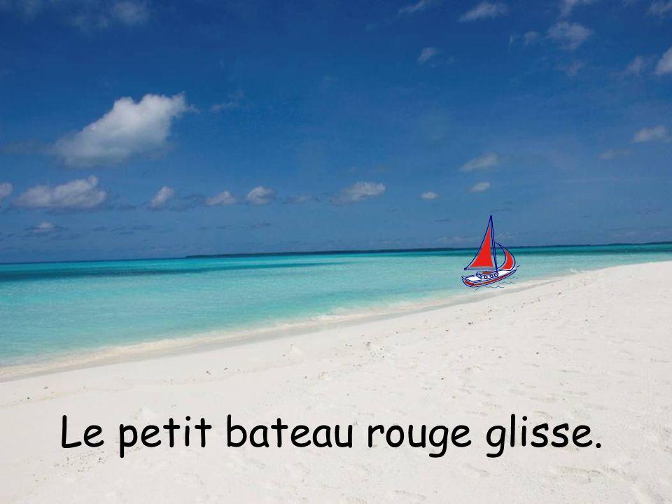 Prends un soleil _____ et du sable ____ Ajoute un ____ bateau ____ Mélange avec des gens qui ________ Décore avec des coquillages ______ Laisse au soleil pour une semaine Et voilà la plage à ________