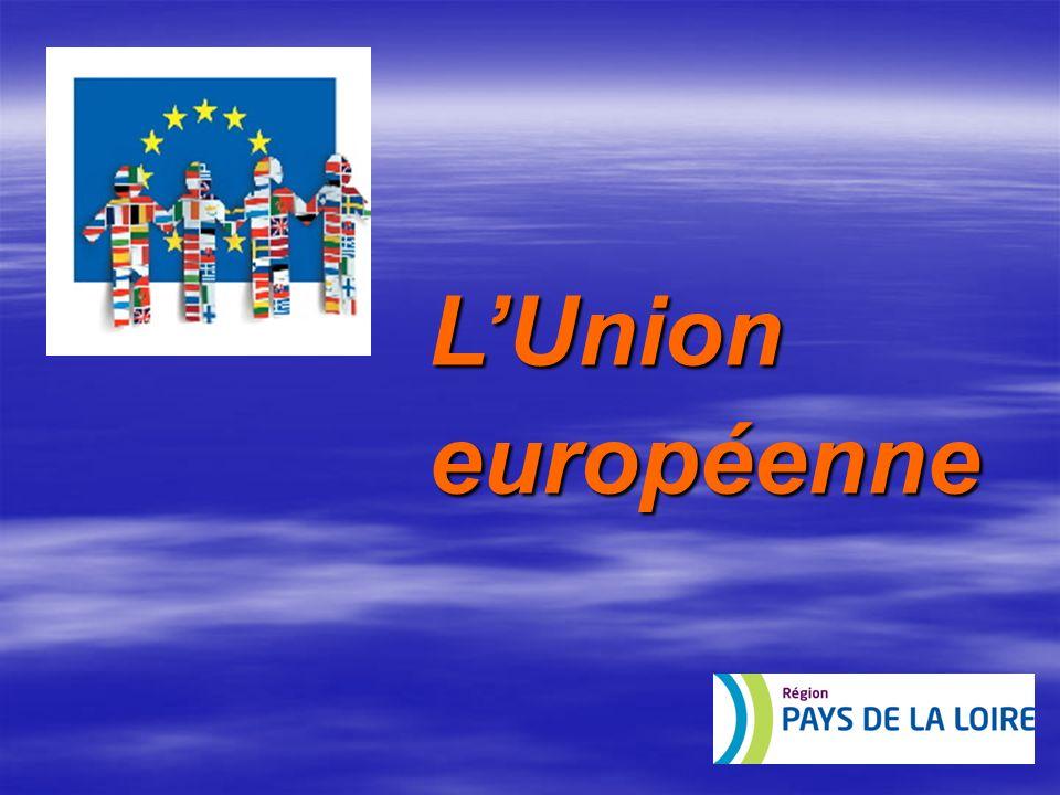 LUnion LUnion européenne européenne