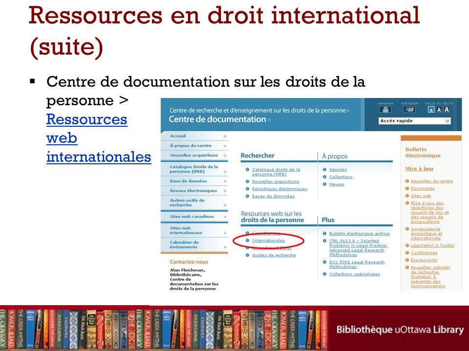 Droit de lUnion européenne Bibliothèque de droit Brian-Dickson > Ressources juridiques sur le Web > EuropeEurope