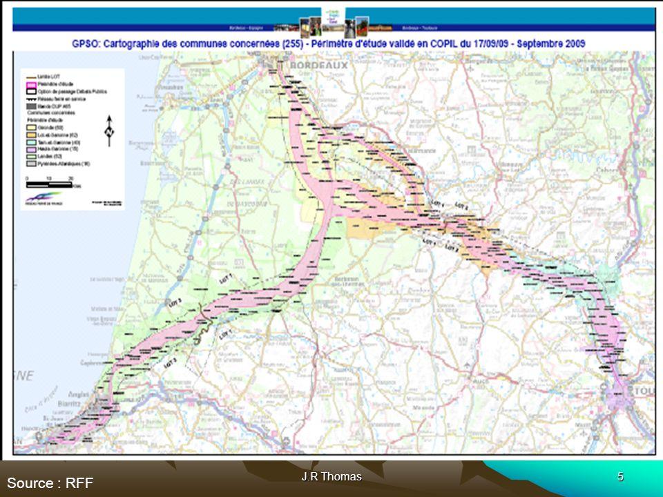 J.R Thomas16 Mais la contestation sorganise… « Michel Hiriart (N.D.L.R président de la CdC Sud Pays Basque) s étonne également que les collectivités soient invitées à mettre la main à la poche alors que, dit-il, « d un simple point de vue légal, elles ne sont pas habilitées à financer de grandes infrastructures ferroviaires qui relèvent, depuis toujours, des services de l Etat et de la Région ».