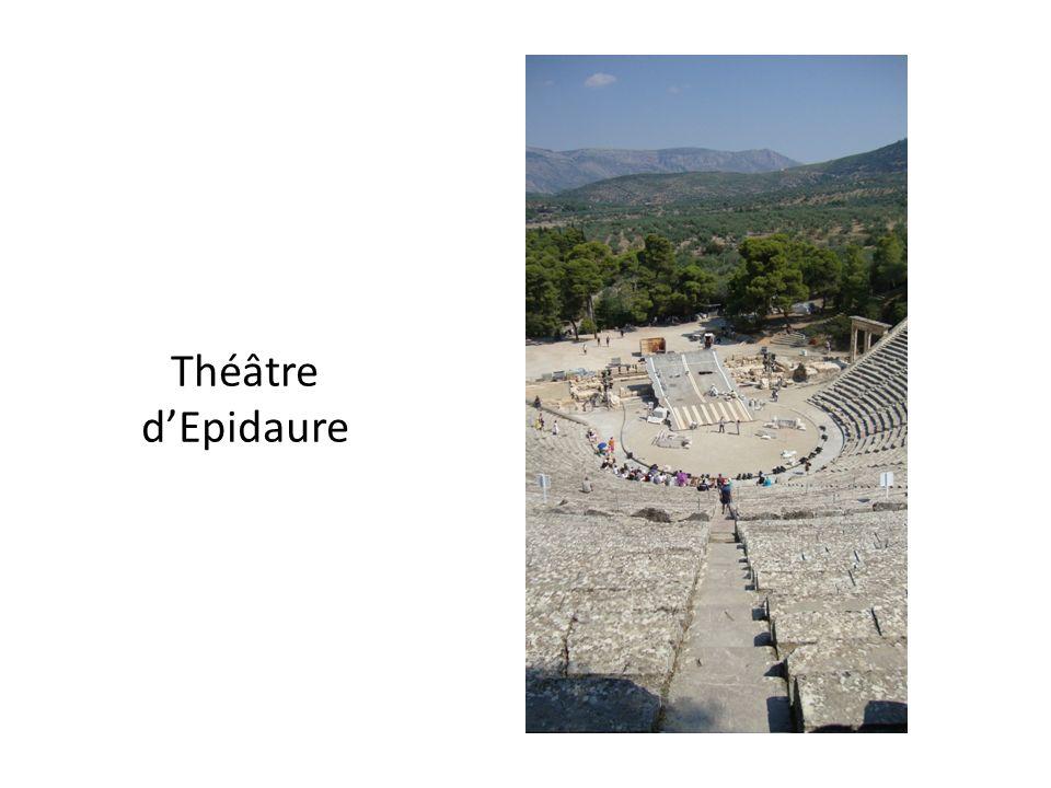 Théâtre dEpidaure