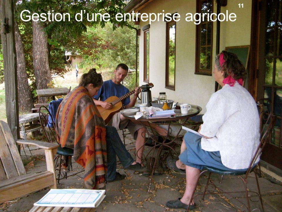 11 Gestion dune entreprise agricole