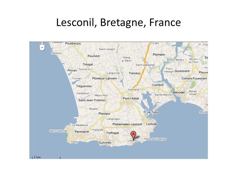 Lesconil, Bretagne, France