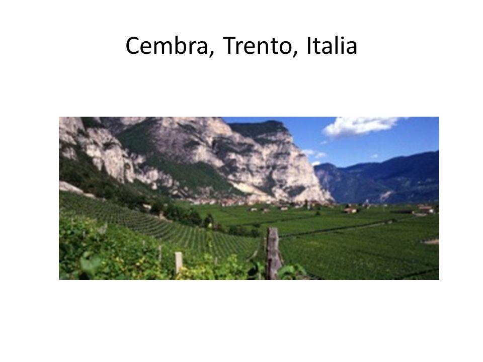 Cembra, Trento, Italia