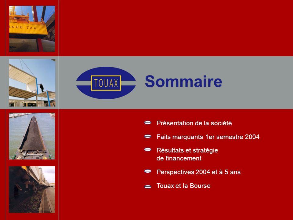 Résultats semestriels 30 juin 2004 Palais Brongniart, 30 septembre 2004