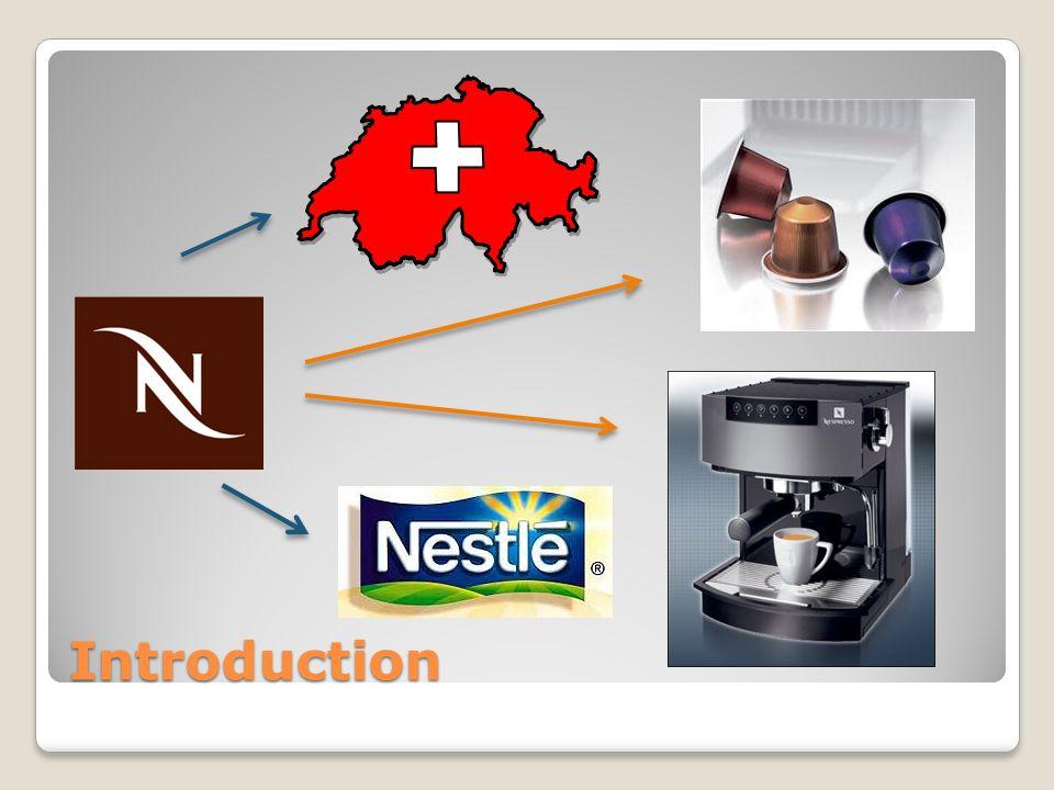 I) La distribution de la machine Nespresso A) Le mode de distribution des machines 1970 : ECHEC 1988 : NOUVEAU STANDING SUCCES