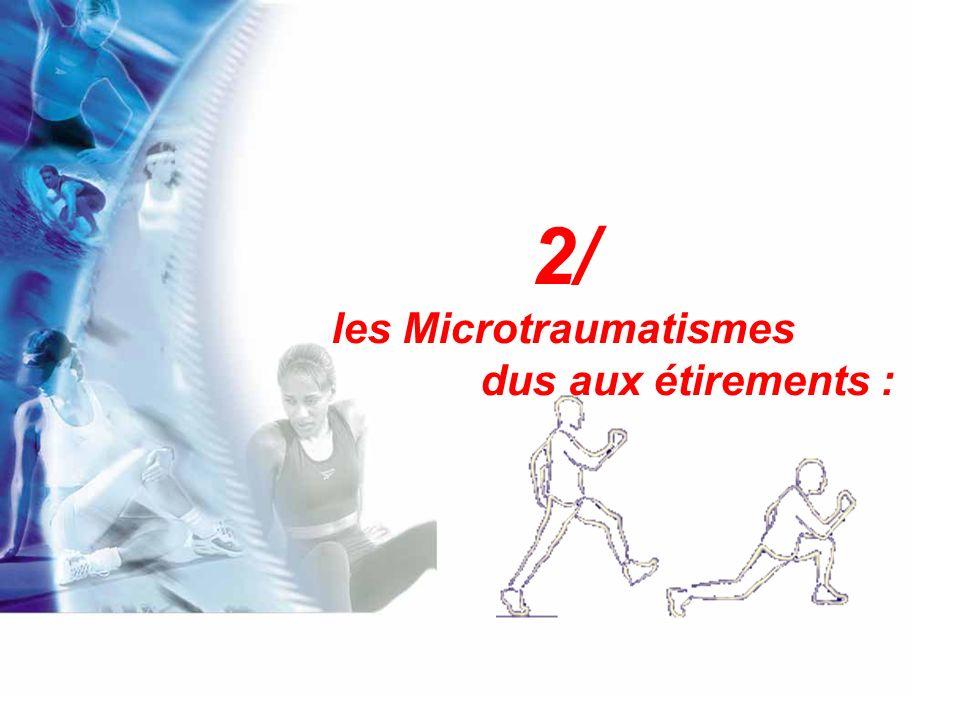Wiemann et Klee (2000) montrent que les étirements passifs imposent aux muscles des tensions parfois équivalentes à des tensions musculaires maximales.