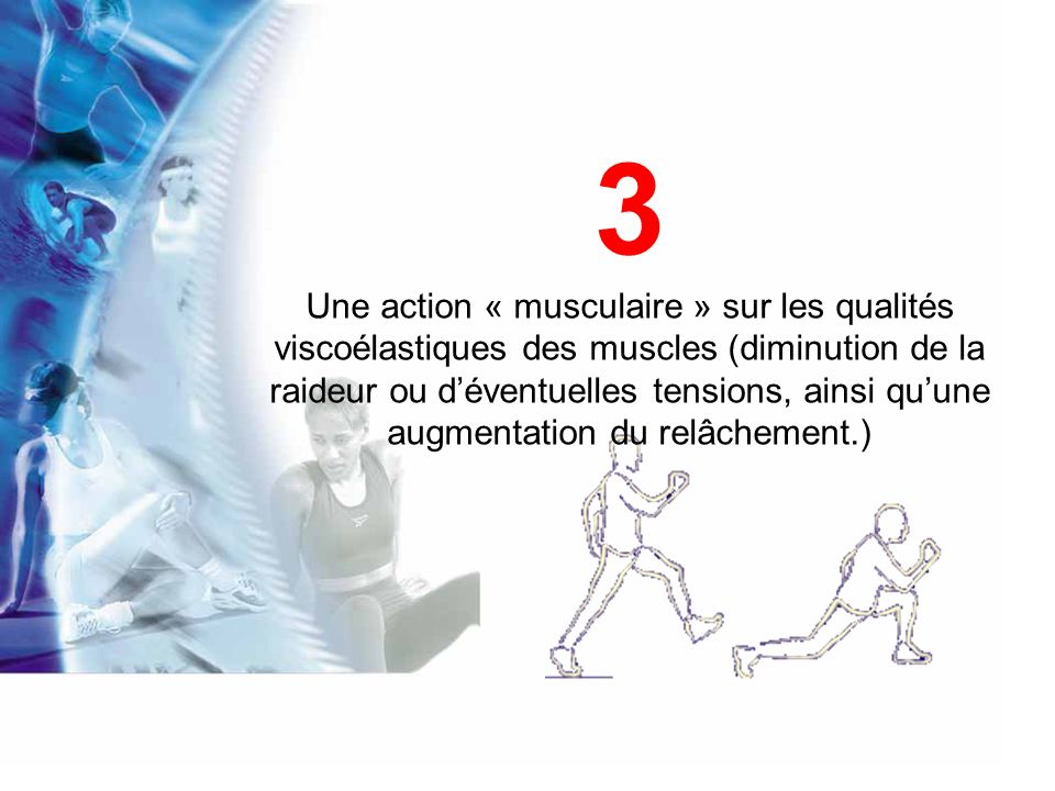 1)Stretching et vascularisation