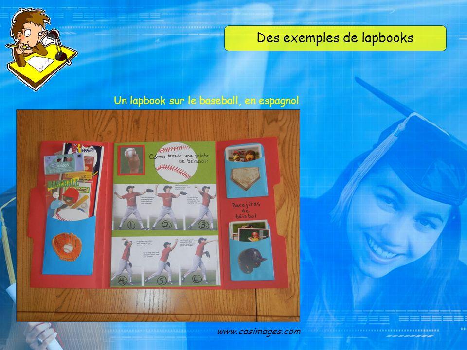 Des exemples de lapbooks www.img.photobucket.com Un lapbook sur la forme interrogative en anglais