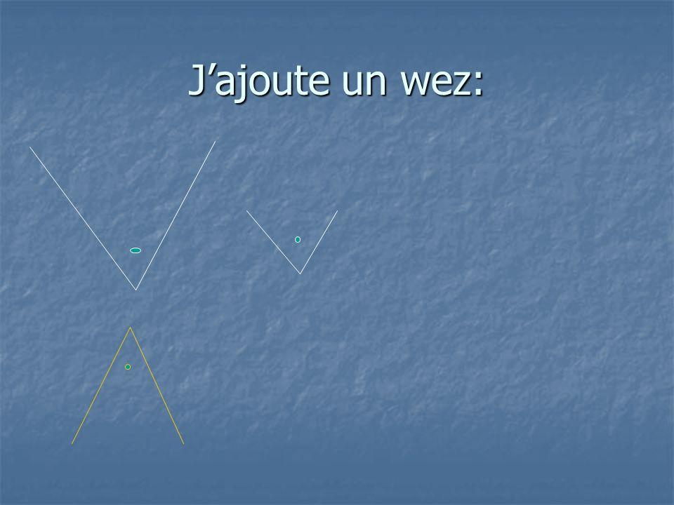 Jajoute des non-wez: