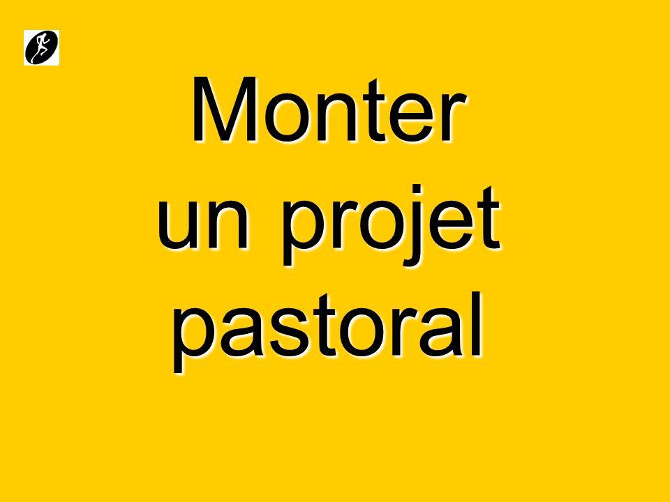 Monter un projet pastoral