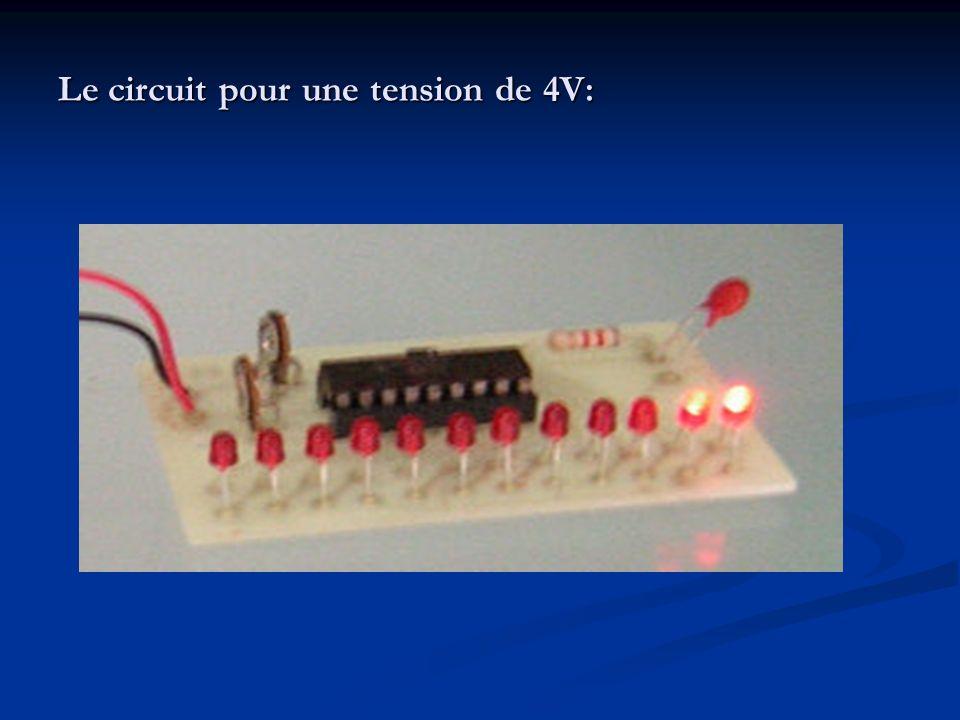 - La thermistance (CTN) utilisé pour transformer l information de température en tension électrique, dont la valeur change en fonction de la température.