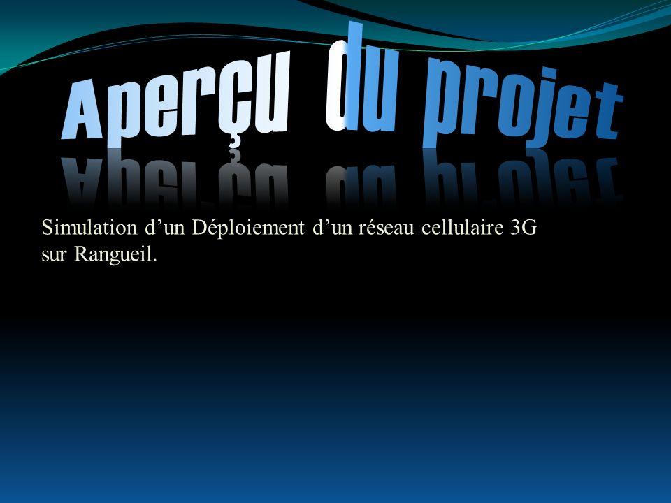 Simulation dun Déploiement dun réseau cellulaire 3G sur Rangueil.