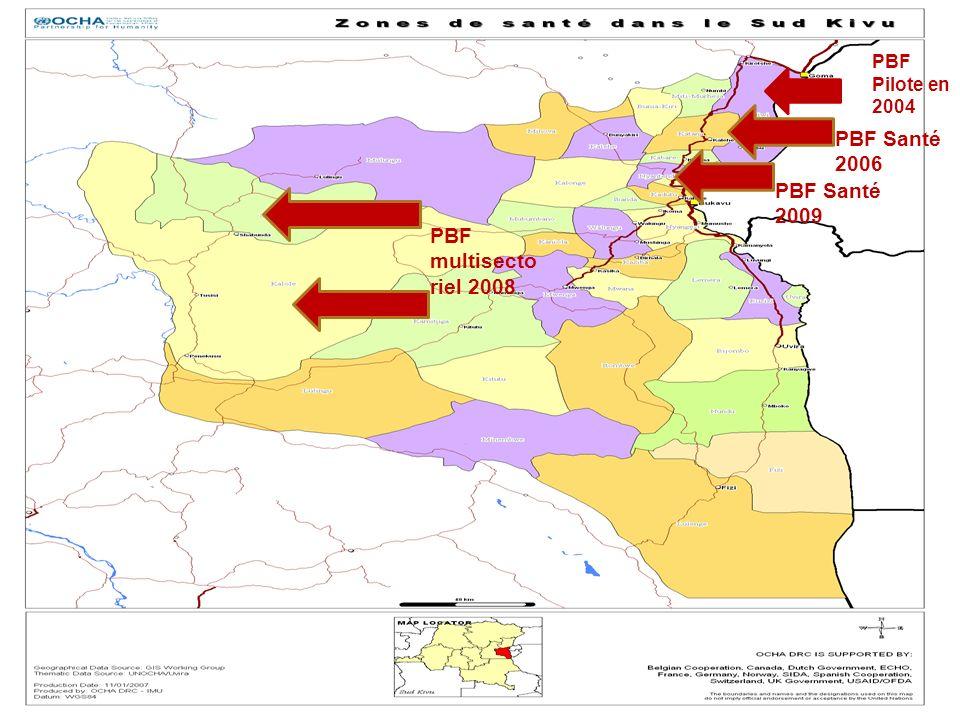 La RDC: 6 ème sur la liste des états les plus fragiles (PNUD, 2008) Pays dans lincapacité de fournir de bons services publics de base : guerres, déplacements involontaires des populations, faible autorité de lEtat, corruption… Système de santé public fortement dégradé.