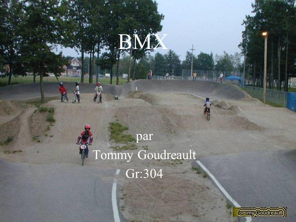 BMX par Tommy Goudreault Gr:304