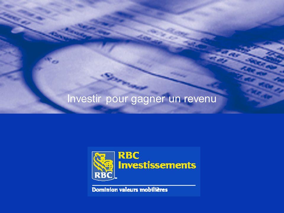 Investir pour gagner un revenu