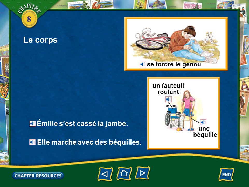 8 2.The adverb bien also has an irregular comparative and superlative: mieux, le mieux.